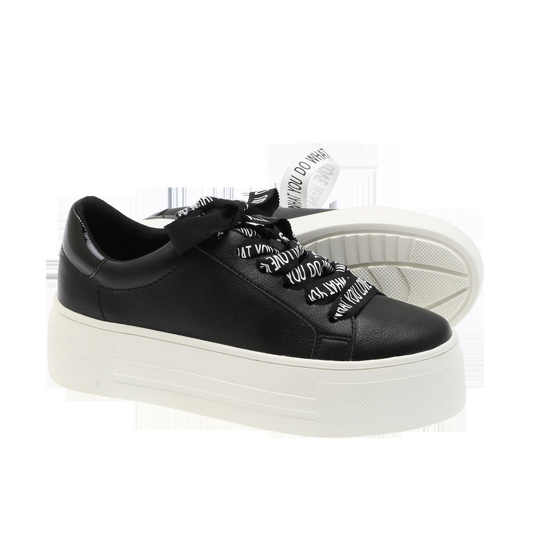 Roberto Rosso Chunky Sneakers Flip Platform Hvit Trapes Sko